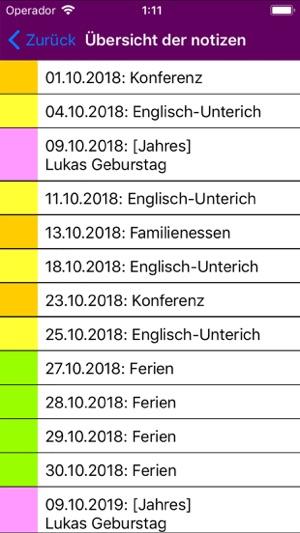 Kalender österreich 2019 Im App Store