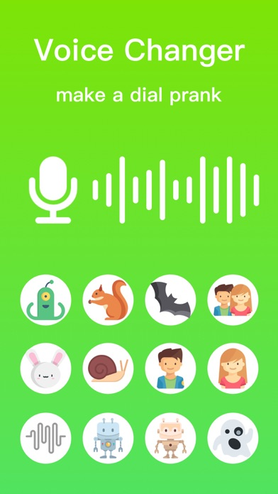 点击获取Voice Changer - Prank call