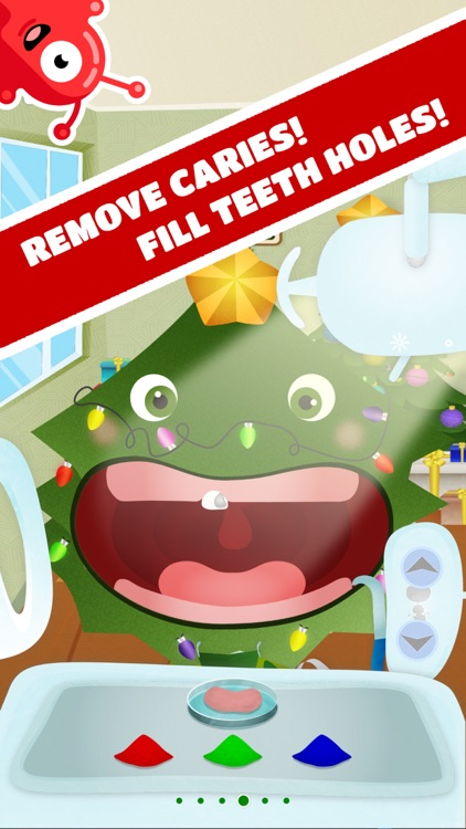 Tiny Dentist Christmas screenshot-0