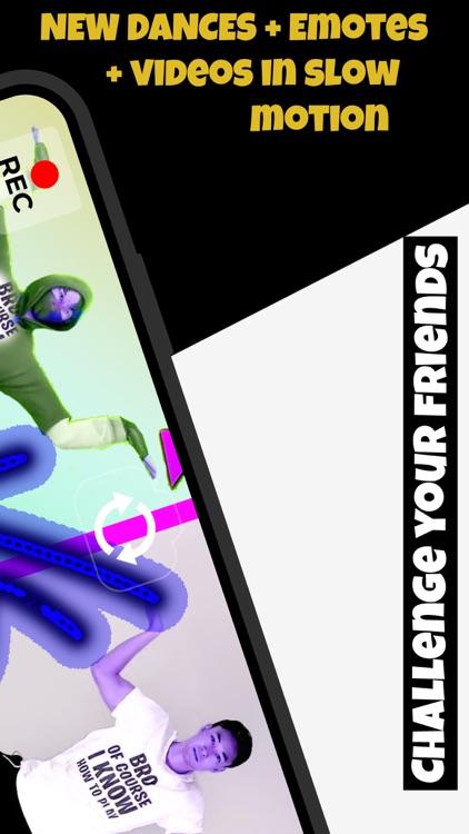 All Dances+Skins in real life screenshot-3