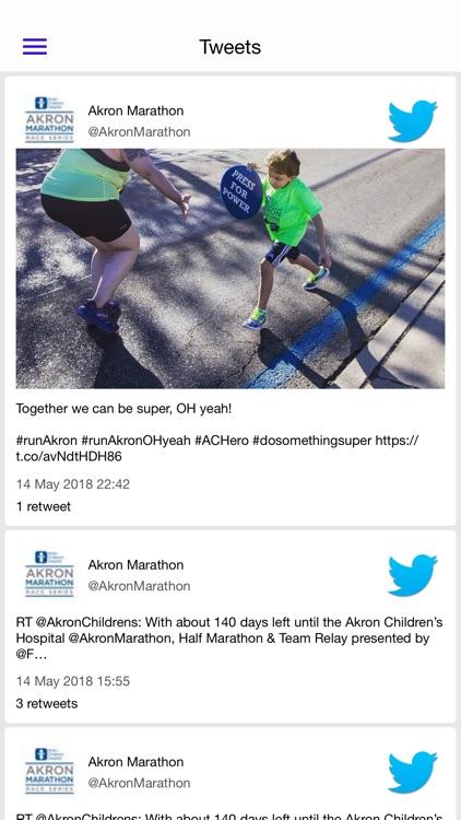 Akron Marathon Race Series screenshot-4