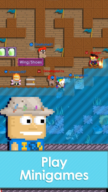 Growtopia screenshot-4