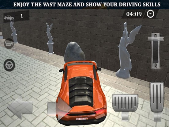 Maze Escape: Car Parking Lever screenshot 6