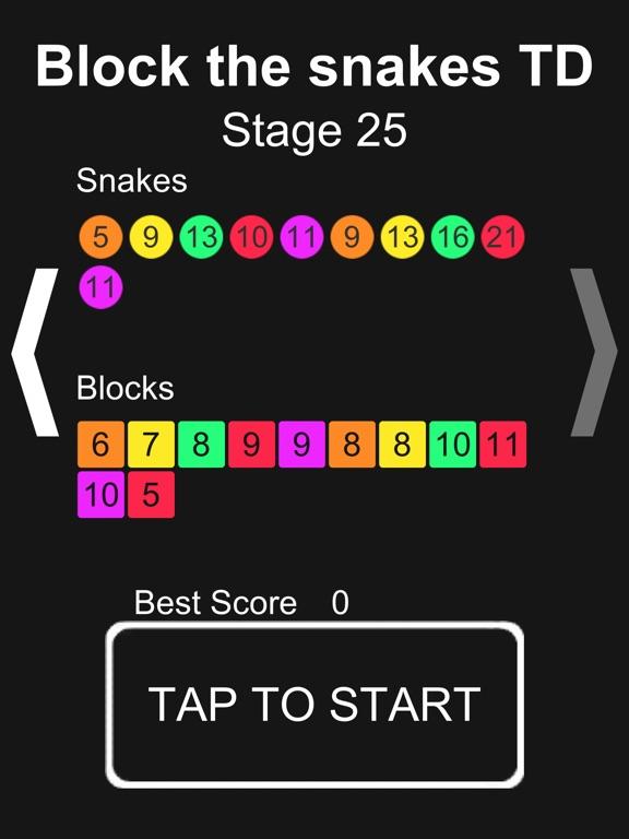 Block the snakes TD screenshot 6