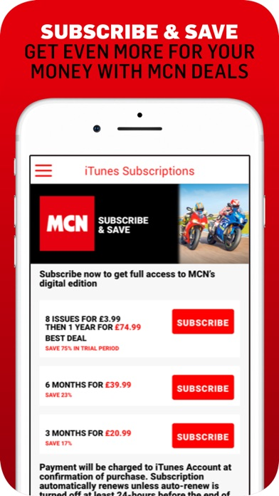 download MCN: Motorbike News & Reviews apps 1