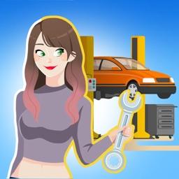 修车厂大亨