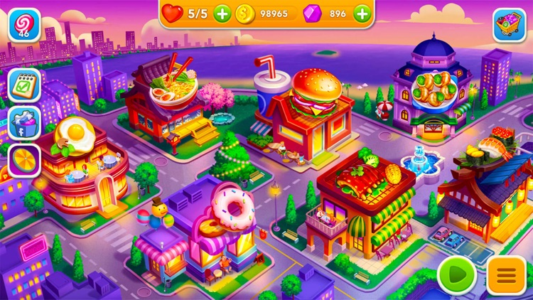 Cooking Frenzy® Crazy Chef screenshot-4