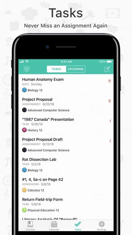 Sigma Planner screenshot-4