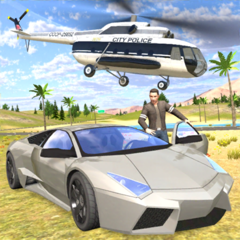 Helicopter Flying: Car Driving