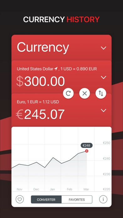 GlobeConvert - Currency & Units Converter Screenshot 3