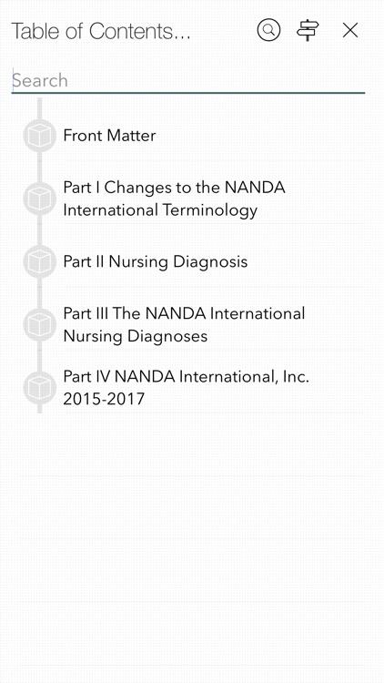 Nursing Diagnoses: NANDA codes screenshot-8