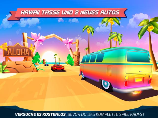 Horizon Chase - World Tour Screenshot