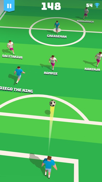 Soccer Hero! screenshot-1