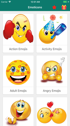Emoticons Smiley On The App Store