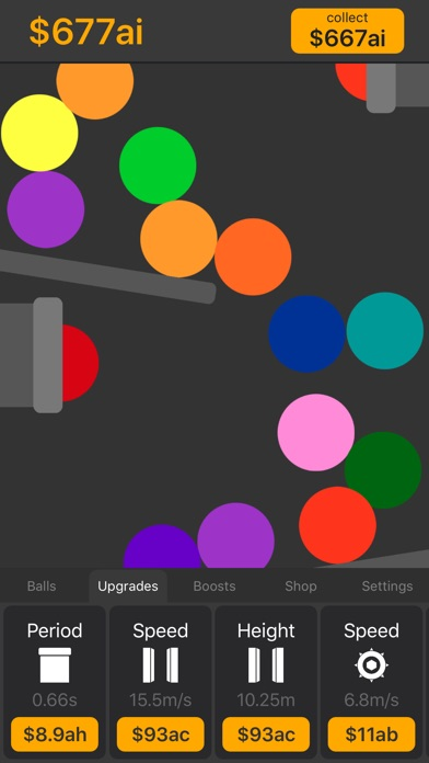 Ball Smasher ™ screenshot 2