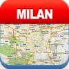 Milão Mapa Offline, Metro