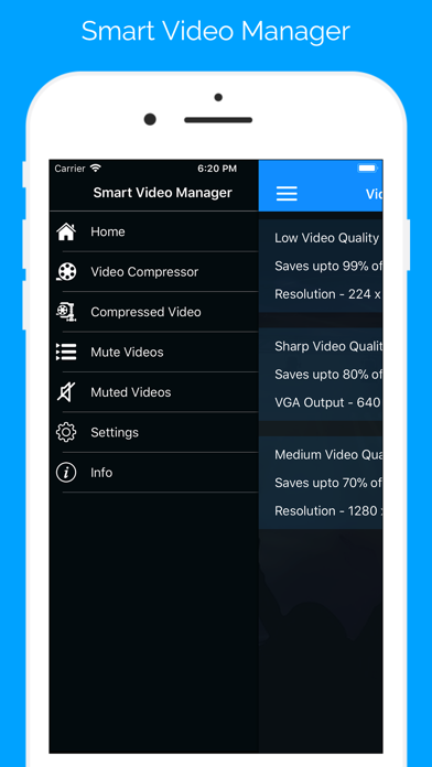 Smart Video Manager screenshot one