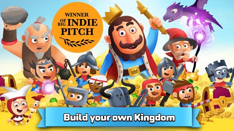 Idle King Clicker Tycoon Games screenshot-8