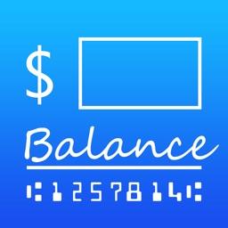 Balance My Checkbook