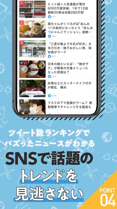 ライブドアニュース - 要約ニュースアプリのおすすめ画像4
