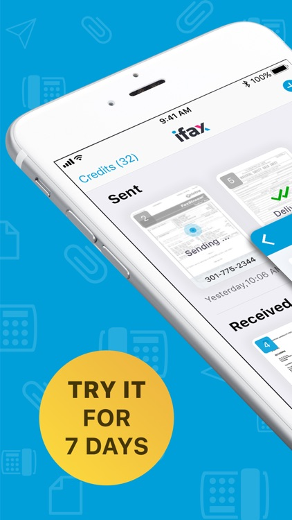 iFax: Fax app, fax from iPhone
