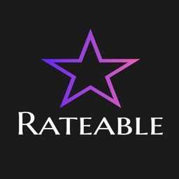 Rateable App