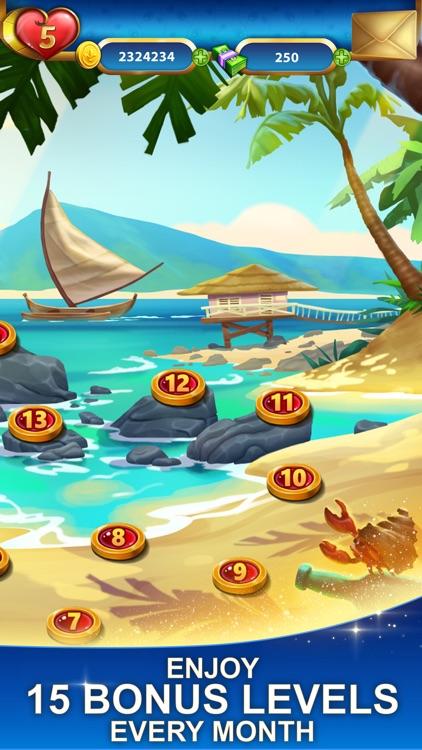 Lost Jewels - Match 3 Puzzle screenshot-4