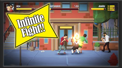Screenshot 1 City Fighter vs Street Gang