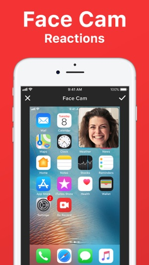 go record screen recorder on the app store