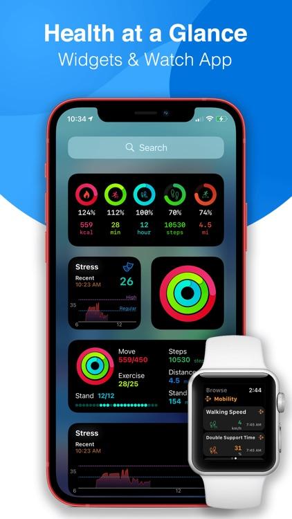 Heart Rate & Stress Monitor screenshot-4