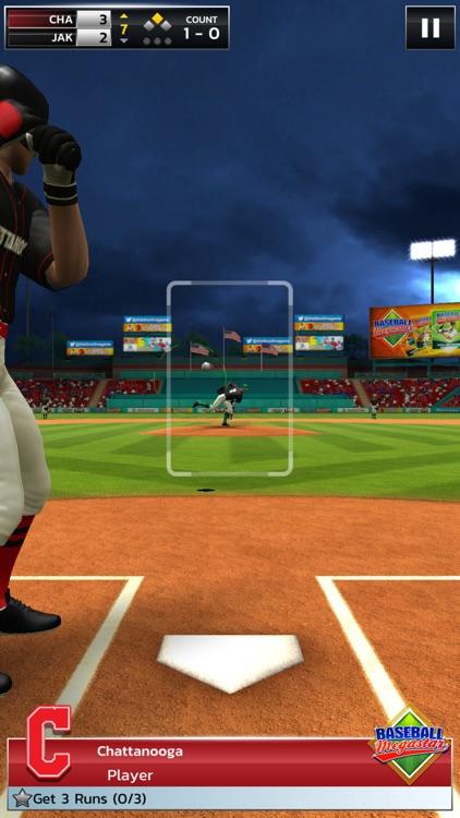 Baseball Megastar screenshot-6