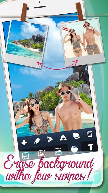 Photo Background Erase.r App