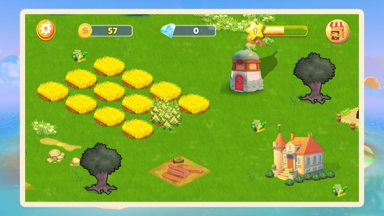 Dream Farm (Happy Farm) screenshot-3