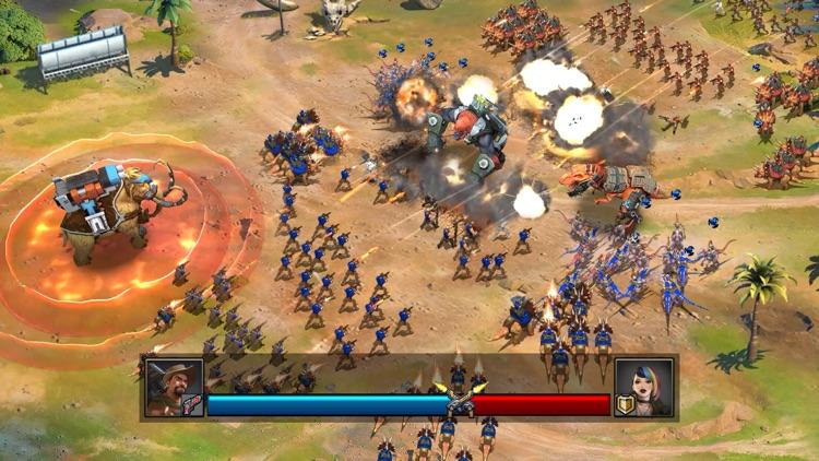 Dino War: Rise of Beasts screenshot-5
