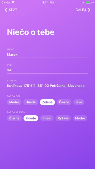 Stalking Online Zoznamka profil