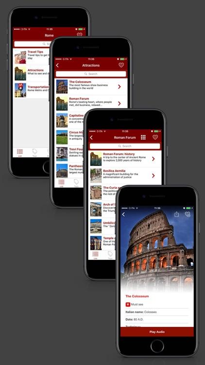 ItalyGuides: Rome Travel Guide screenshot-3