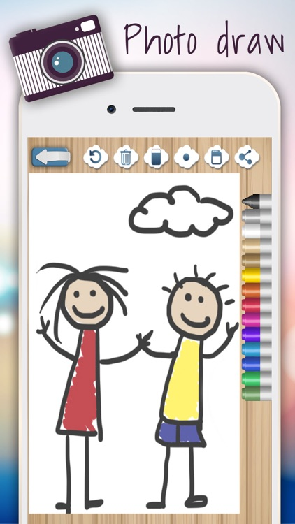 Write On Photos – Doodle