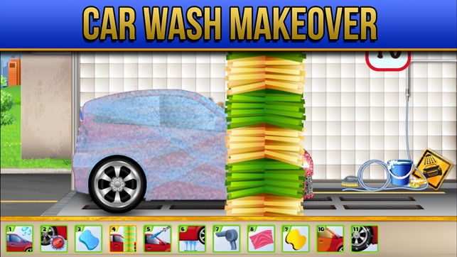 Little Car Wash Spa on the App Store