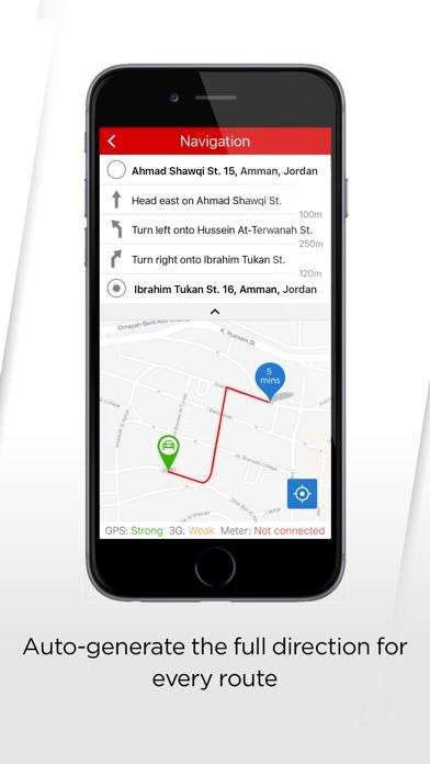 Screenshot #2 for SANAD Driver