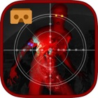Evil Zombie-VR juegos de tiros icon