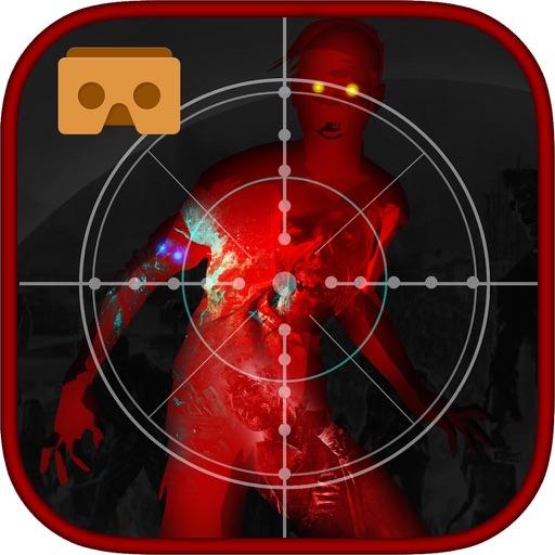 Злой зомби-VR стрельба игры