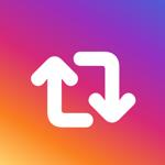 Repost for Instagram #1 на пк