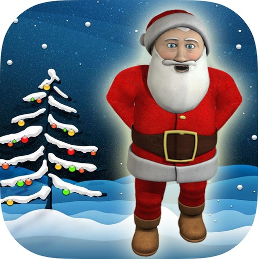 Talking Father Christmas Voice