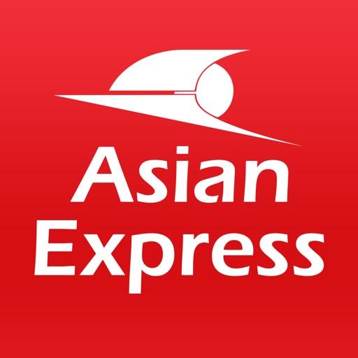 Asian Express — заказ такси!