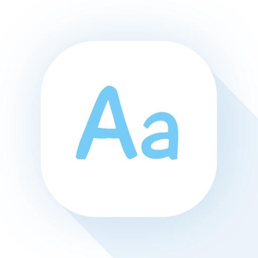 Fonts Editor - Fonts Keyboard iOS App