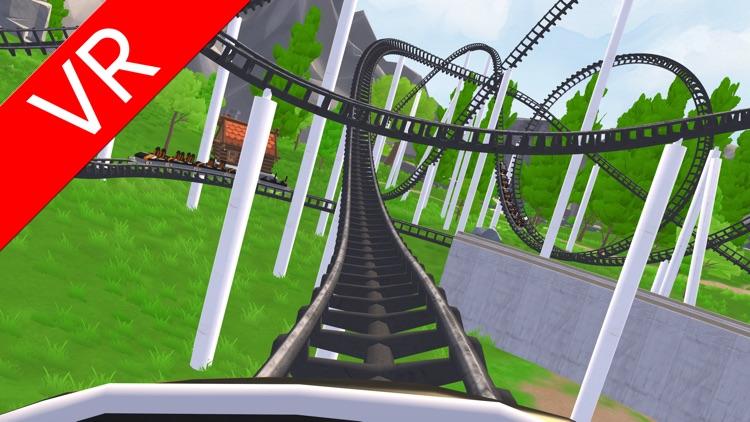 VR RollerCoasters screenshot-0