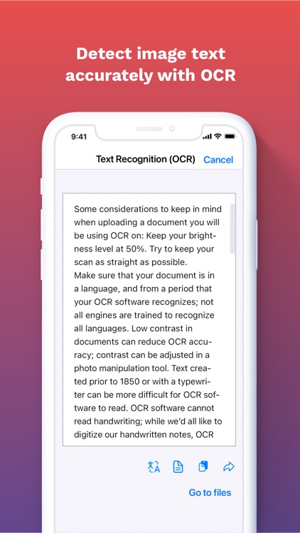 iLovePDF - PDF Editor & Scan screenshot-3