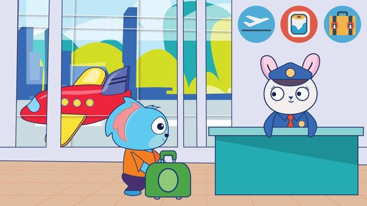 EduKid: Kids Airport Games screenshot-6