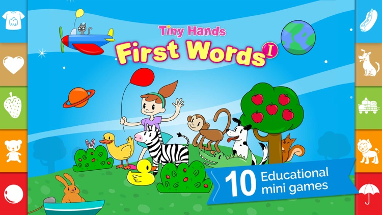 First words kids learn to read screenshot-1