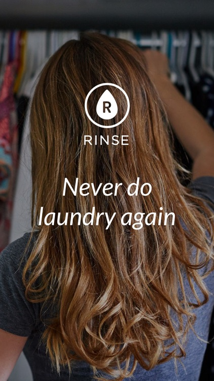 Rinse Clothing Care Delivered